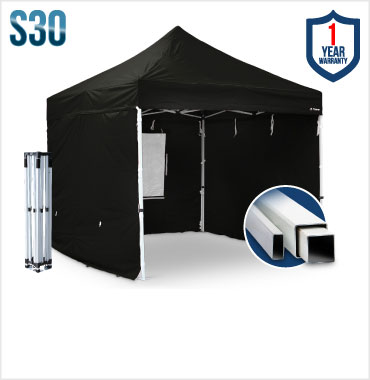 S30 Steel Pop up gazebos