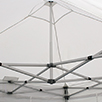 S40 Heavy Duty pop up gazebo roof