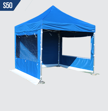 S50 Commercial pop up gazebos